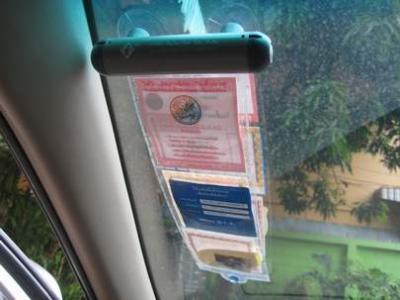 ขายอุปกรณ์ใส่สติ๊กเกอร์ติดหน้ากระจกรถยนตร์AutoStickerPackติดต่อ บอย 0814008047, 0863474486